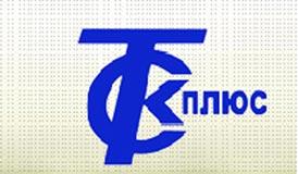 логотип тск плюс