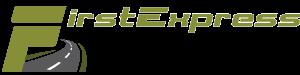 средний логотип транспортной компании First Express