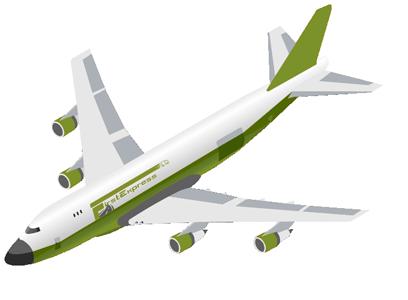 грузовой самолет для авиаперевозок